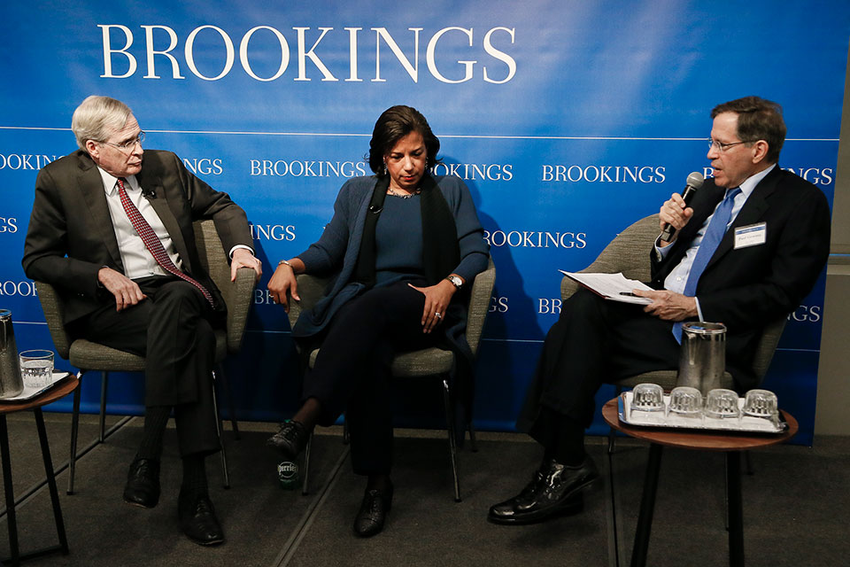 Brookings-Yale Workshop Looks at the Way Forward for U.S.-China Relations