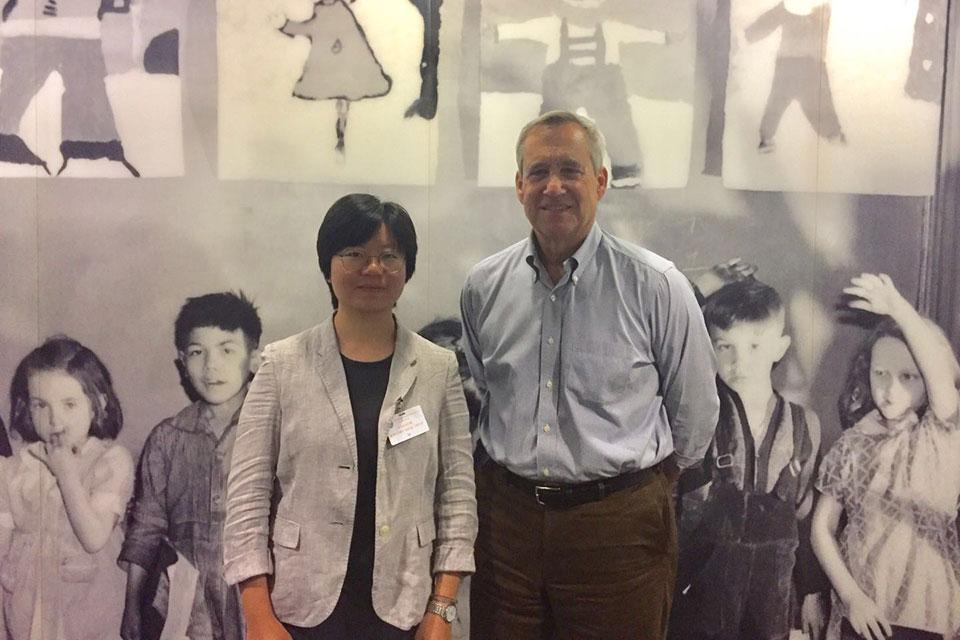 Tsai Center Visiting Scholar Liu Mingke Advocates for LGBT Students