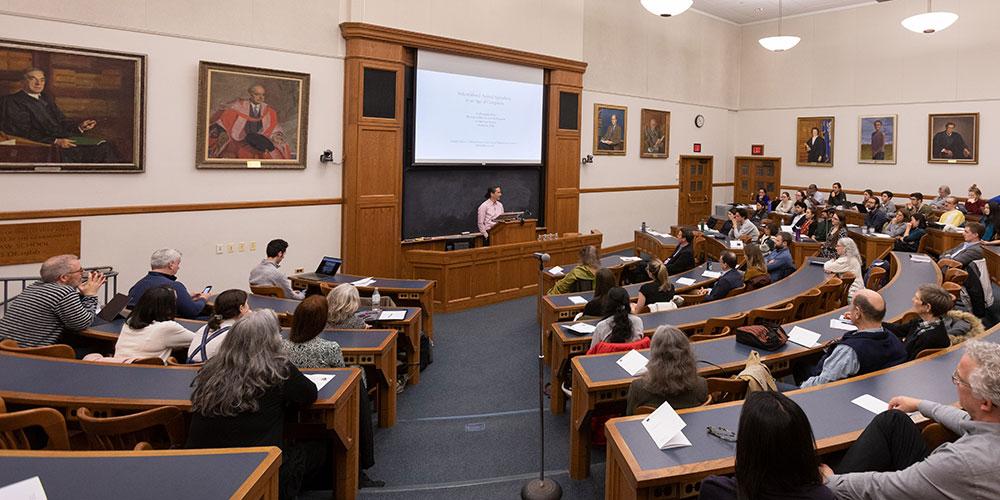 inaugural lecture 9