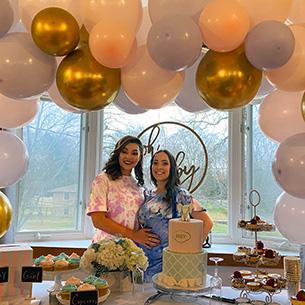 Ashley and Adriana