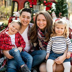 Juliana Alicia and Family