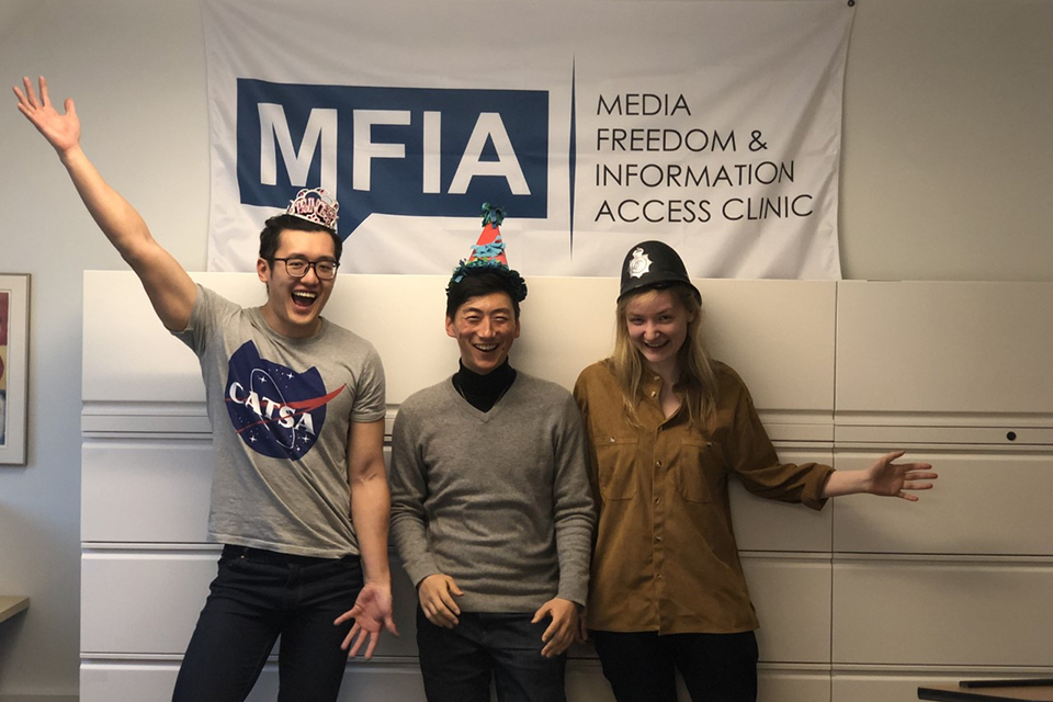 MFIA Voices: Incoming and Outgoing Student Directors
