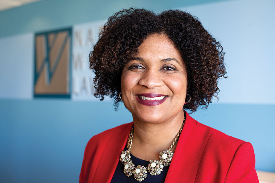 Fatima Goss Graves '01 to Lead National Women's Law Center