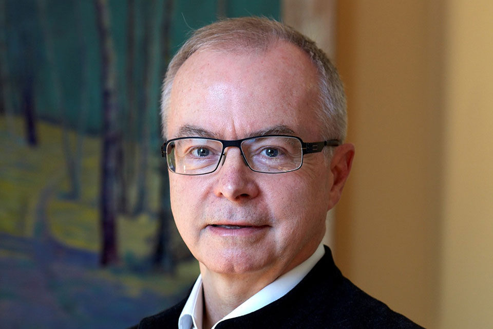 David Kennedy to Give Sherrill Lecture April 2
