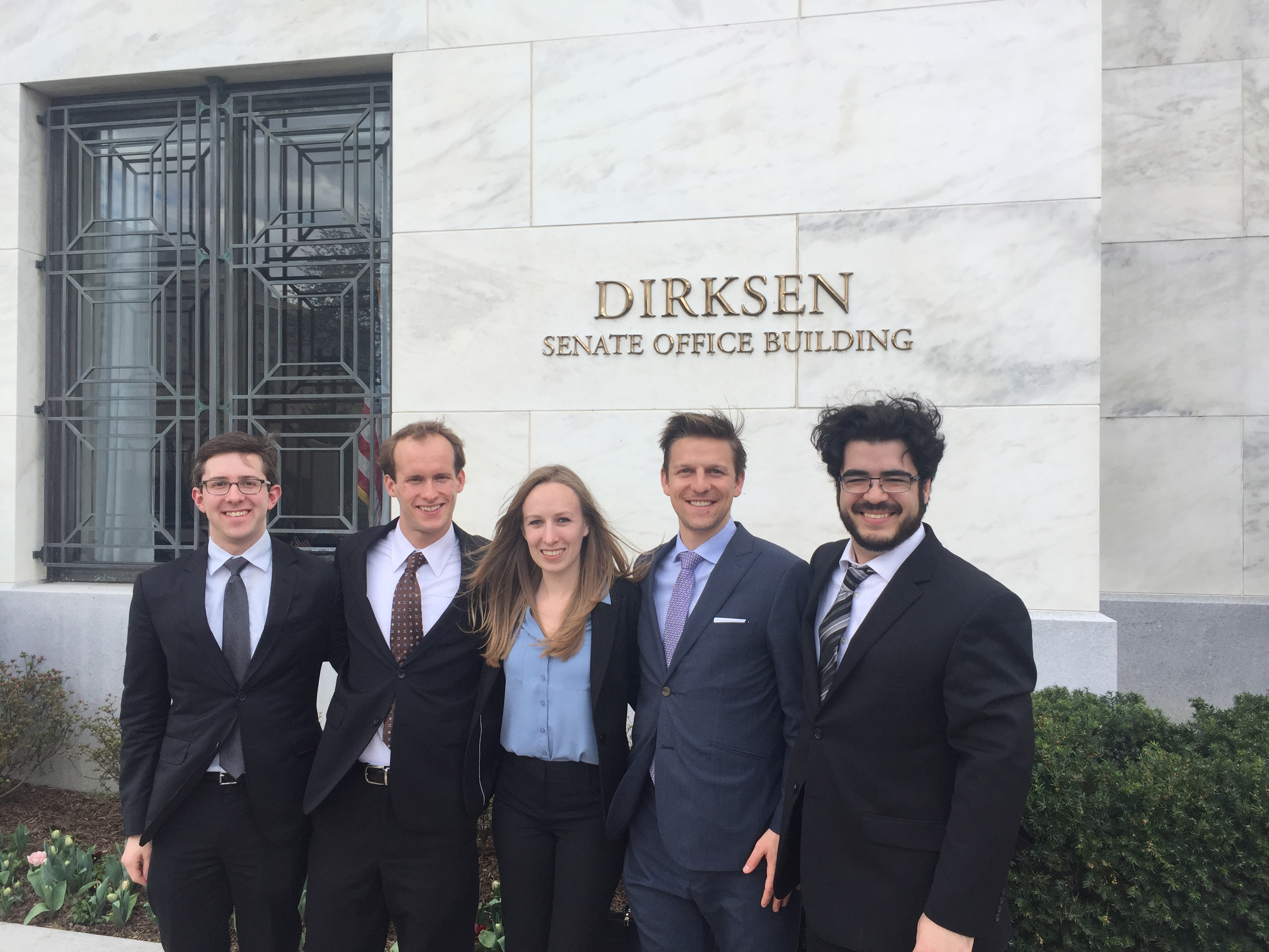 Clinic Students Advocate for Affordable Housing in D.C.