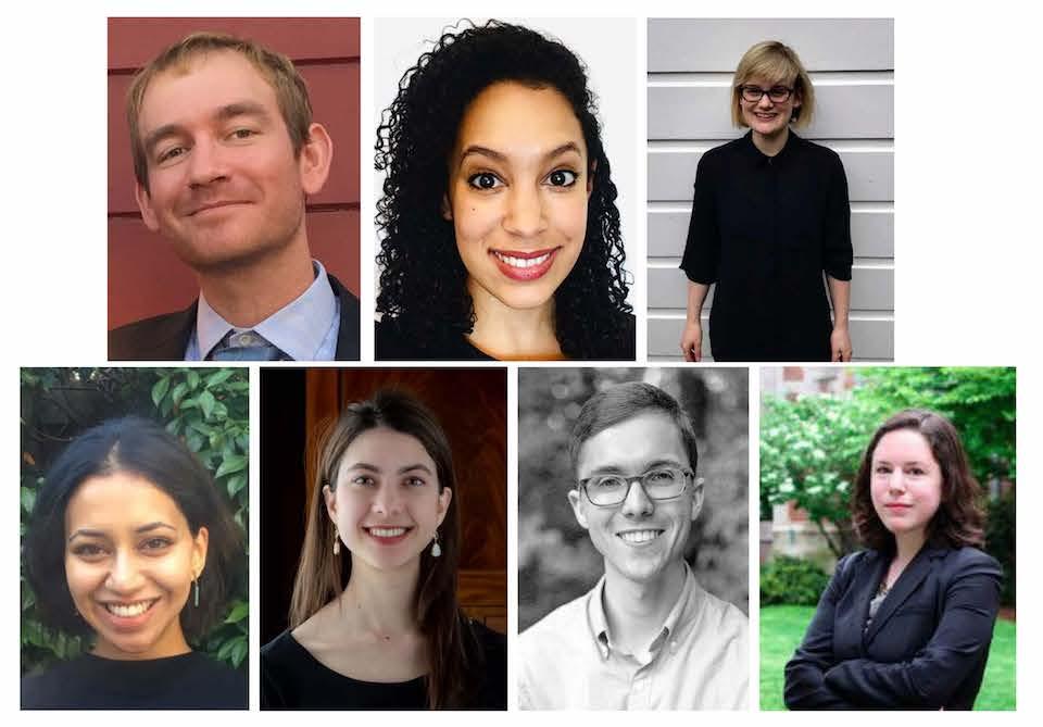 Schell Center Announces 2019–2020 Postgraduate Fellows