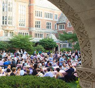 YLS courtyard