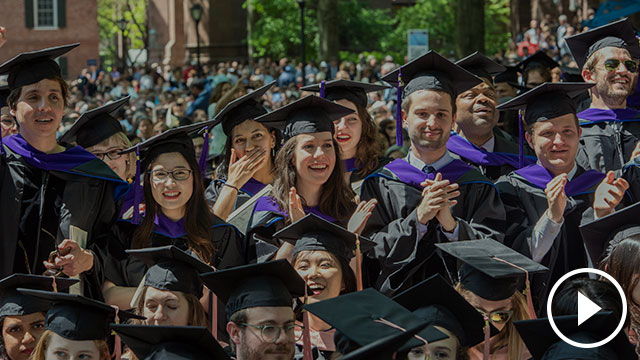 2019 Yale Law School Commencement Exercises