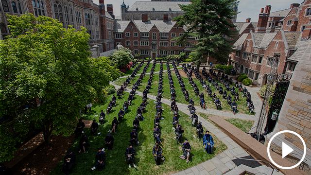 2021 Yale Law School Commencement Exercises