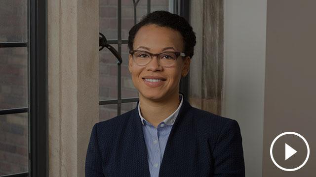 Portia Pedro, PhD candidate