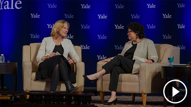 Conversation with Sonia Sotomayor '79