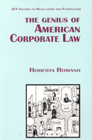The Genius of American Corporate Law