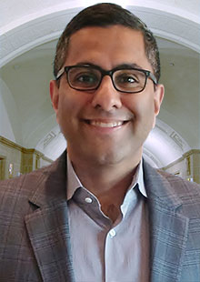 Aaron Dhir