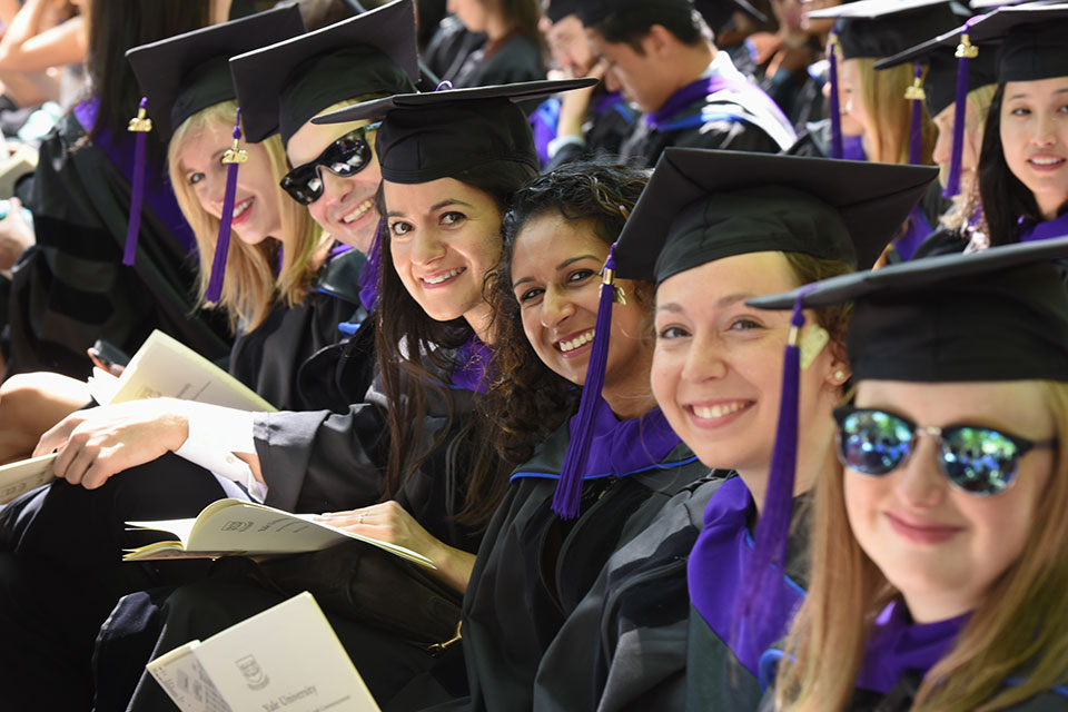 2017 Commencement Scheduled for May 22
