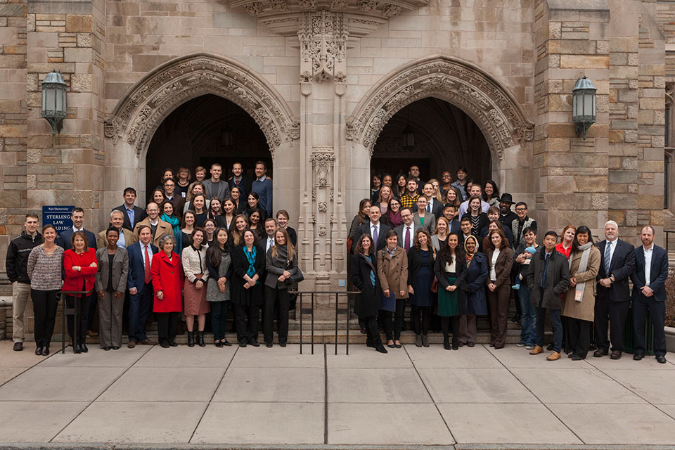 2017 2018 Liman Fellows Announced Yale Law School