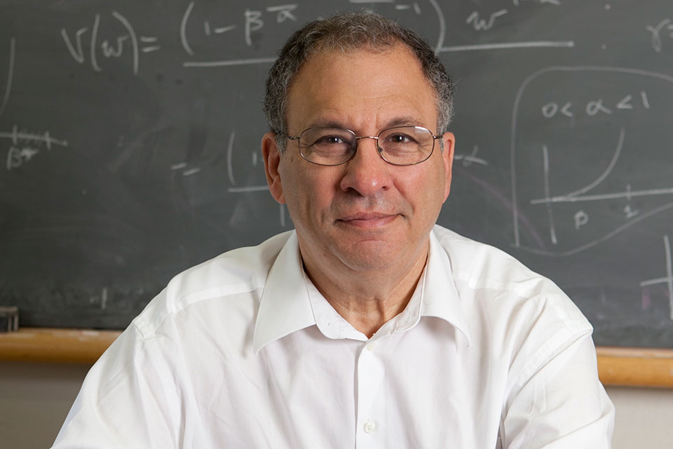 Simon Levin to Give Lecture on Business Strategy