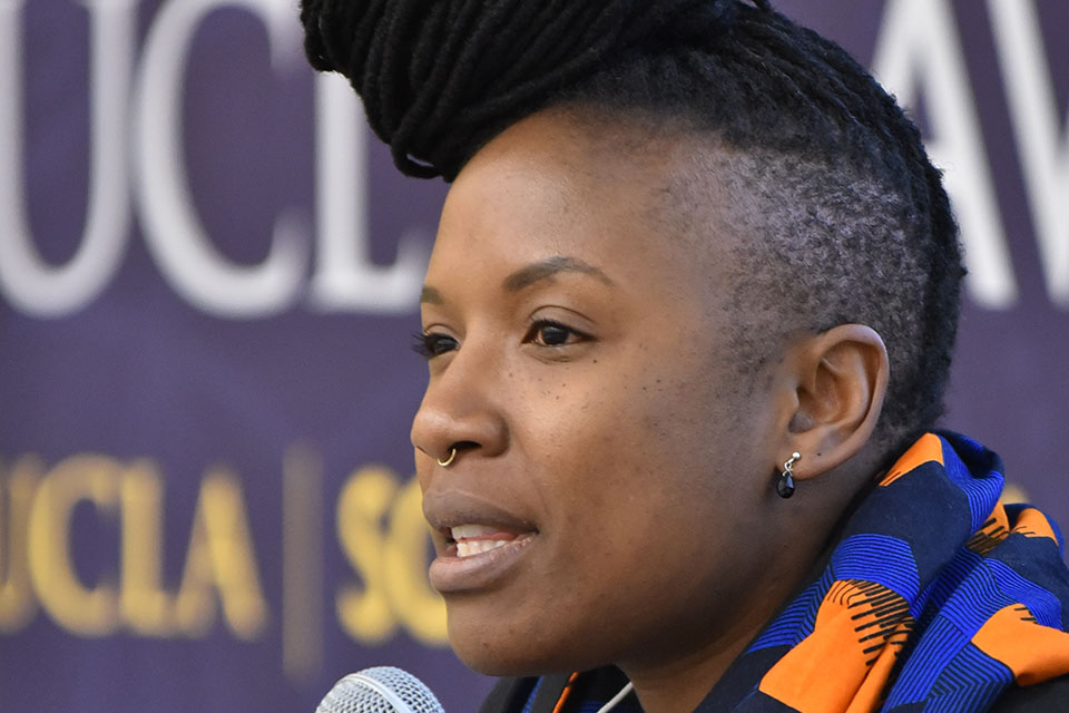 Achiume '08 Discusses Role as United Nations' Special Rapporteur