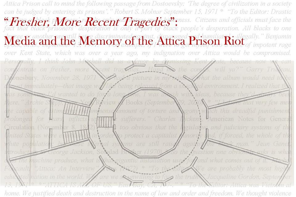 Attica exhibition poster