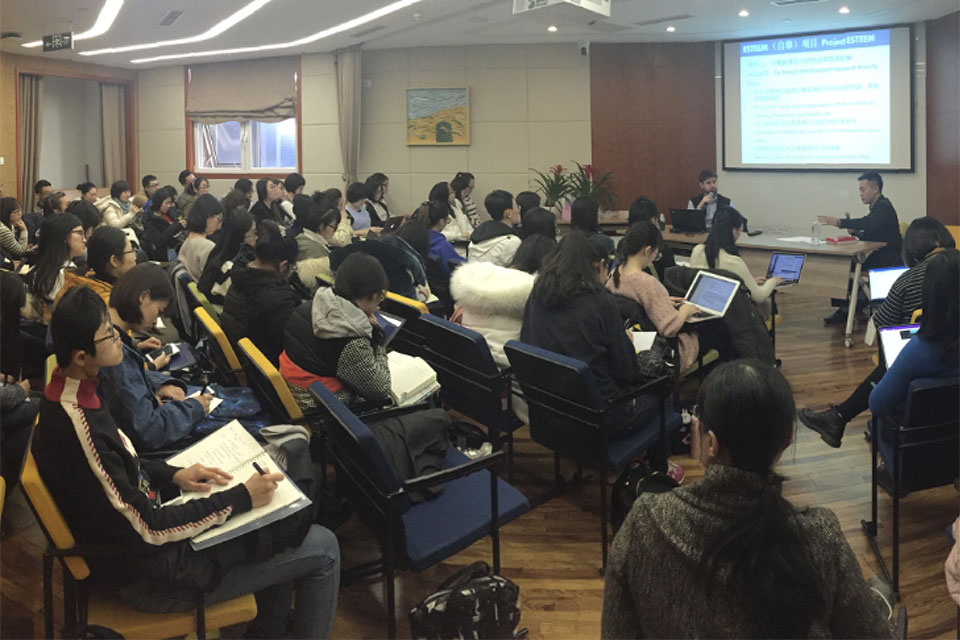 Tsai Center Facilitates Collaborative Research on LGBT-Affirmative Therapy in China