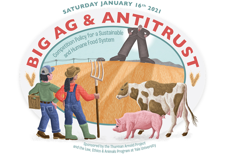 LEAP and TAP to Cohost Conference on Antitrust and the Food System on January 16