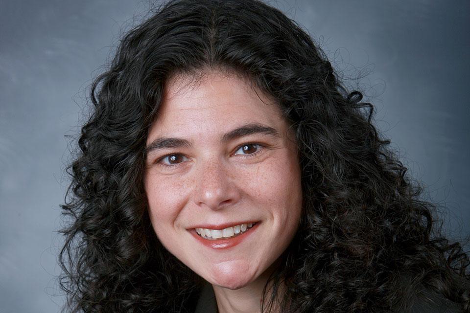 Susanna Blumenthal '96 Awarded 2017 Cheiron Book Prize