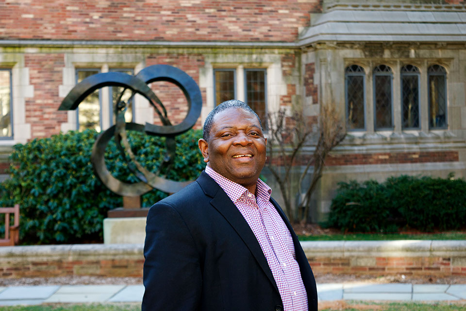 Alfred Brownell Joins Schell Center as Spring 2020 Visiting Fellow
