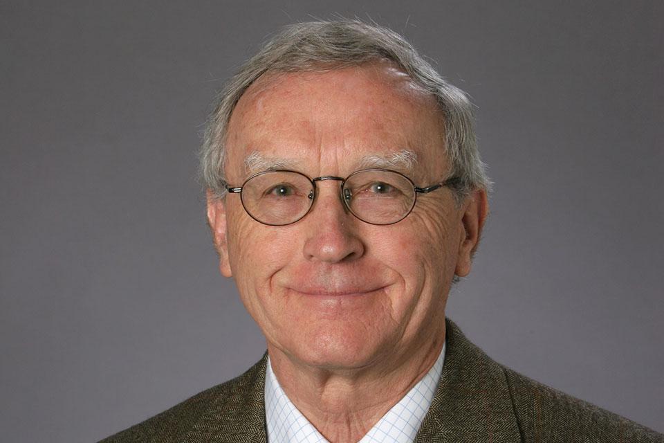 Charles F. Newman '63 Receives Award from Memphis Bar Association