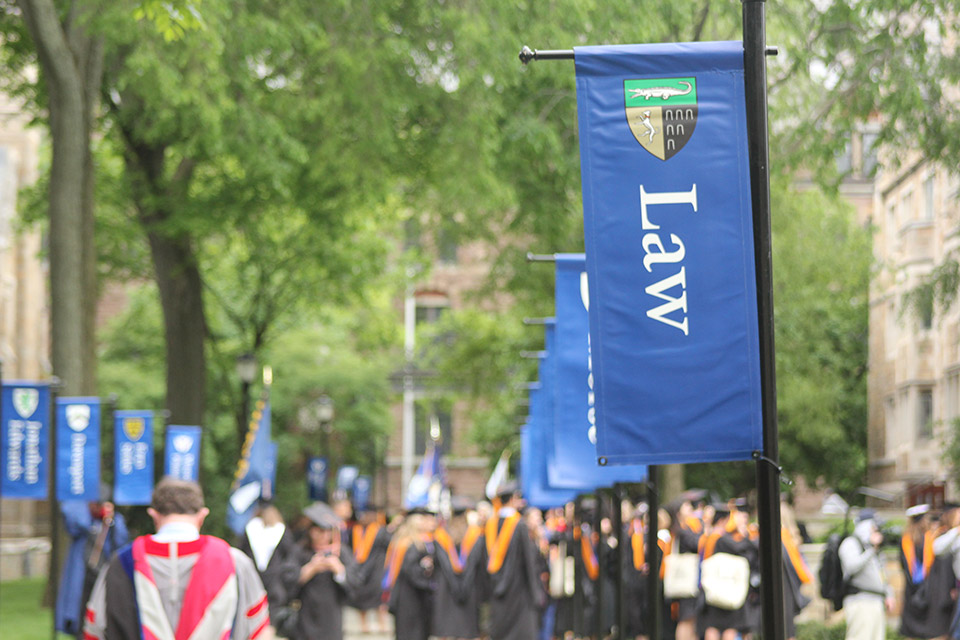 Yale Law School Commencement 2019