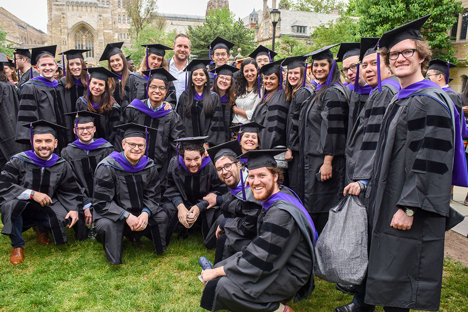 2018 Commencement Scheduled on May 21