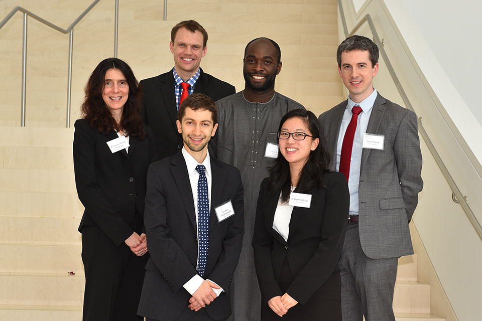 Cutler Fellows Explore Future of International Law
