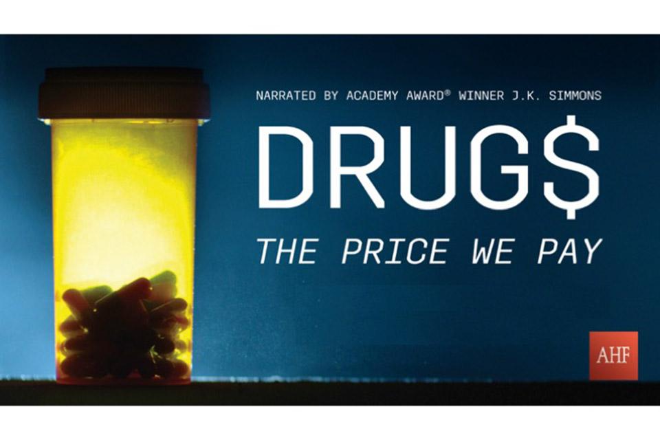 Solomon Center Hosts Documentary Screening of DRUG$: The Price We Pay