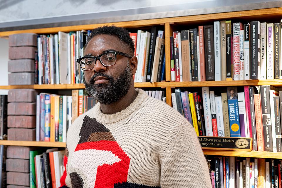 Reginald Dwayne Betts '16 Receives MacArthur Fellowship