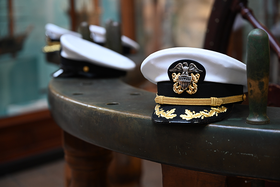 Naval hats