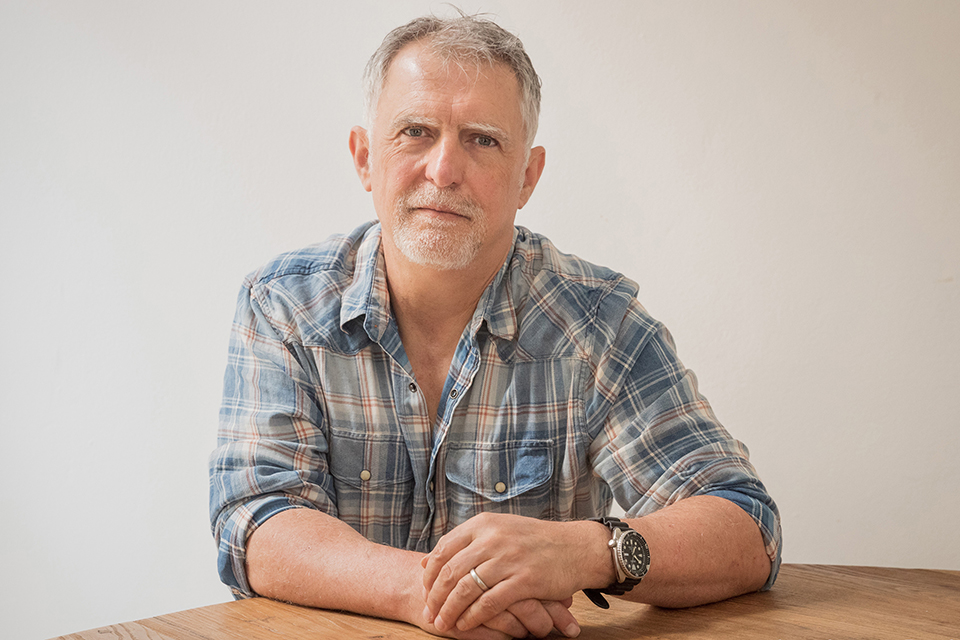 LEAP Hosts Talk with Peter Godfrey-Smith on Animal Consciousness