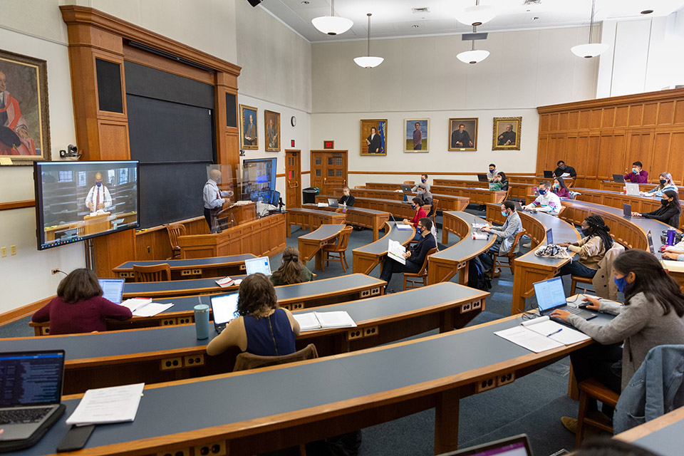 Transforming Legal Education While Navigating the Pandemic