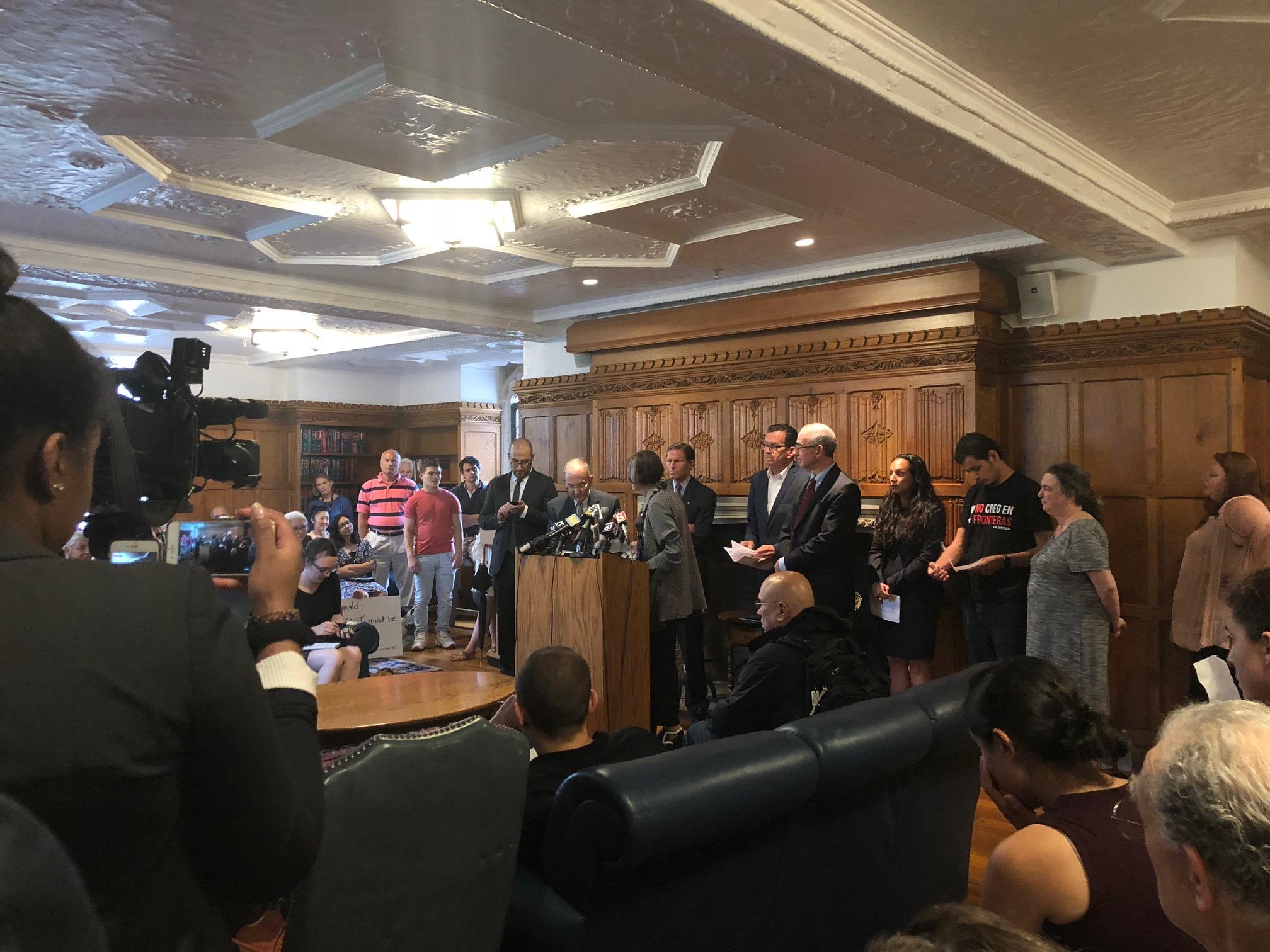 WIRAC Files Emergency Lawsuit to Reunify Asylum-Seeking Families
