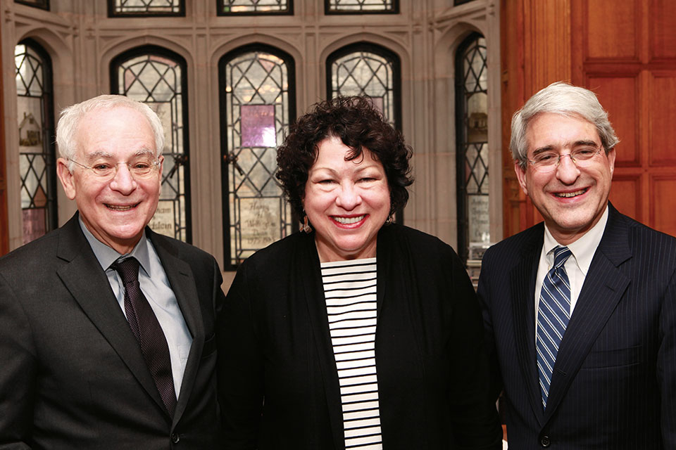 In Conversation with Supreme Court Justice Sonia Sotomayor '79