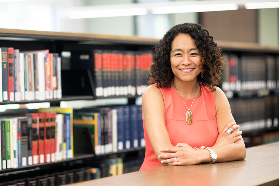 L. Song Richardson '93 Named Dean of UCI School of Law