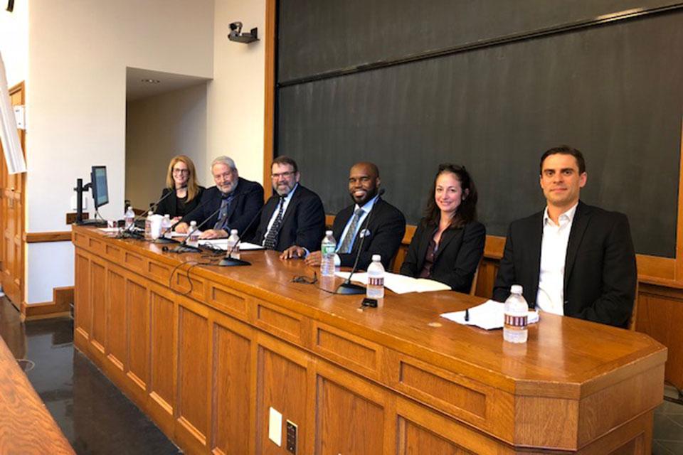 Panel Discusses Marijuana Legalization