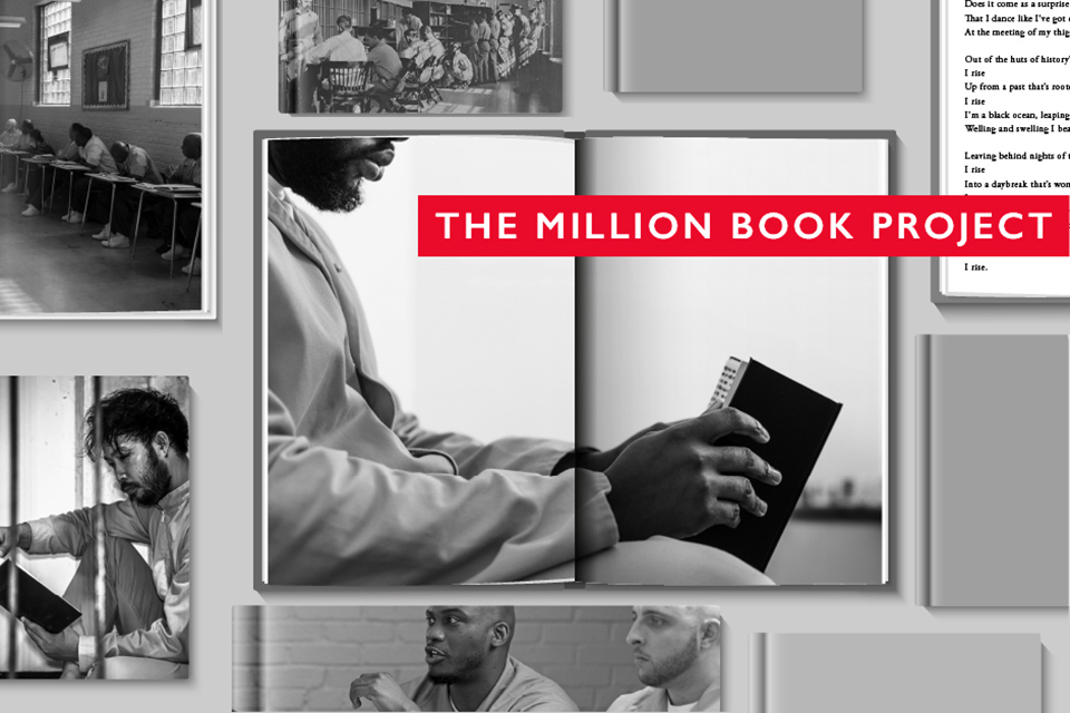 Mellon Foundation, Justice Collaboratory Announce Million Book Project