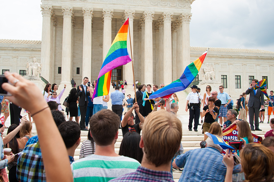 Obergefell v. Hodges decision at SCOTUS