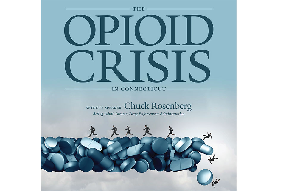 Conference on Connecticut Opioid Crisis to Be Held September 29