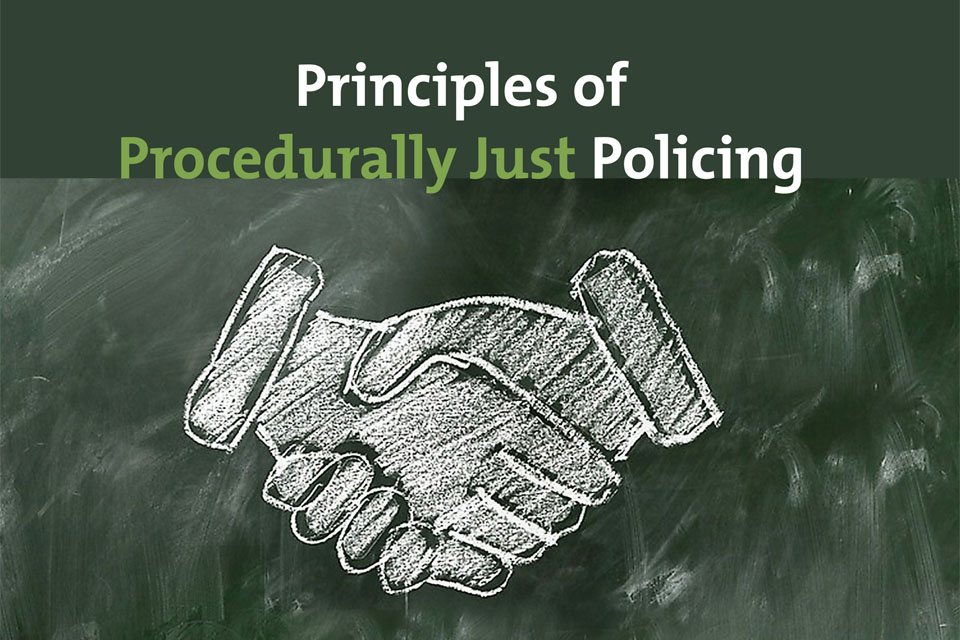 The Justice Collaboratory Releases Report on Procedurally Just Policing