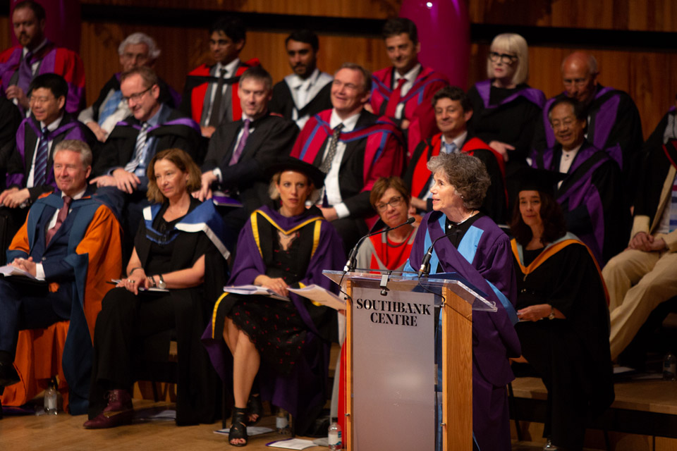 Professor Resnik Awarded Honorary Doctorate of Laws by UCL