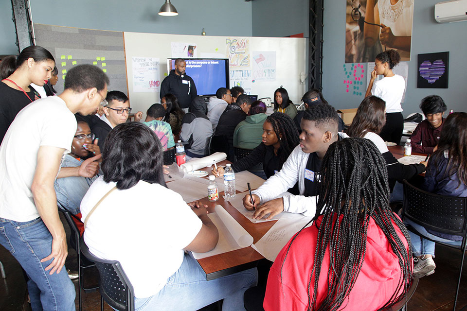 2018 Restorative Justice Youth Design Summit