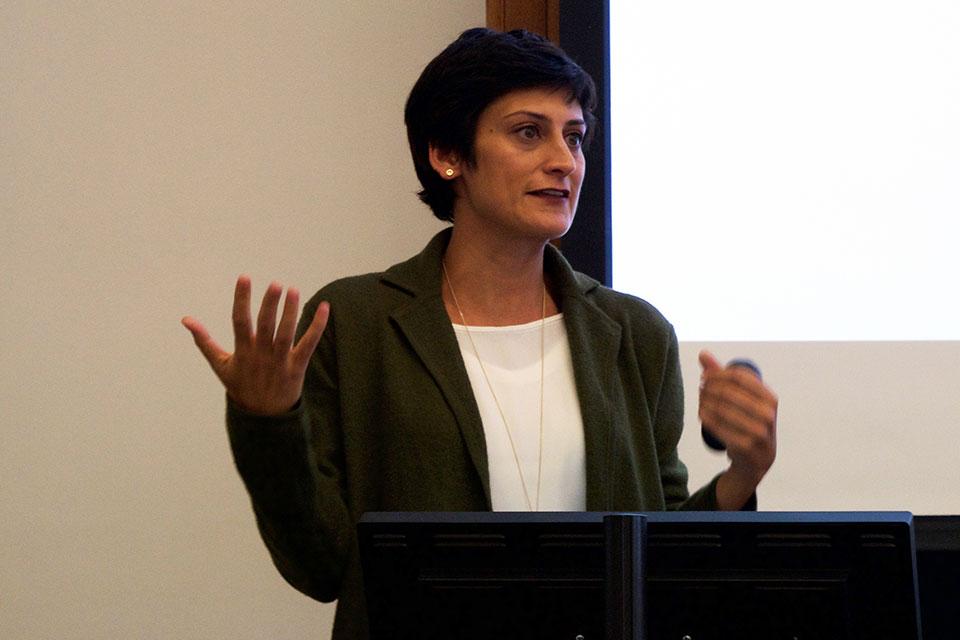 Sarah Belal Speaks on Criminal Justice Reform in Pakistan