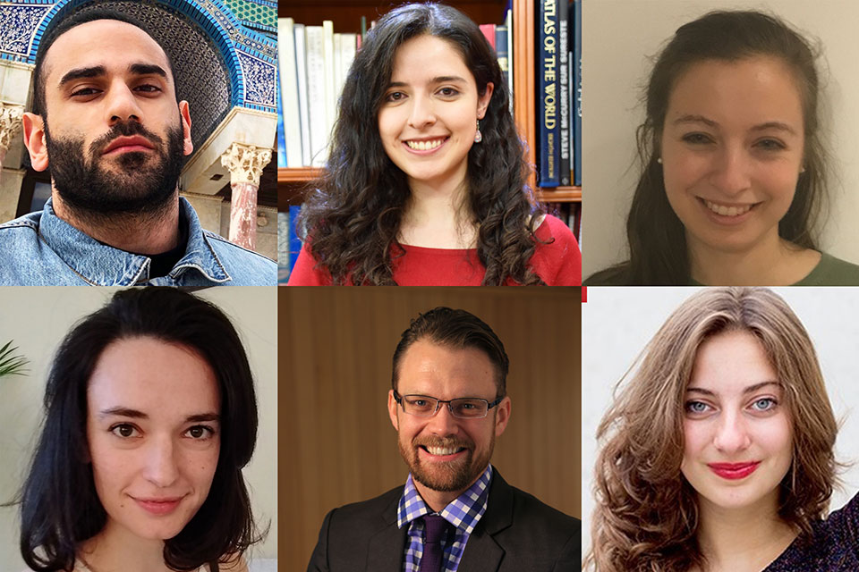 2020 Bernstein and Robina Human Rights Fellowships Announced