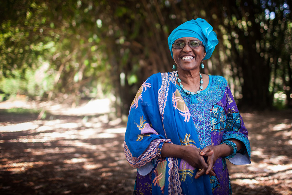 Dr. Hawa Abdi, Somali Physician and Humanitarian, Remembered for Lifetime of Service