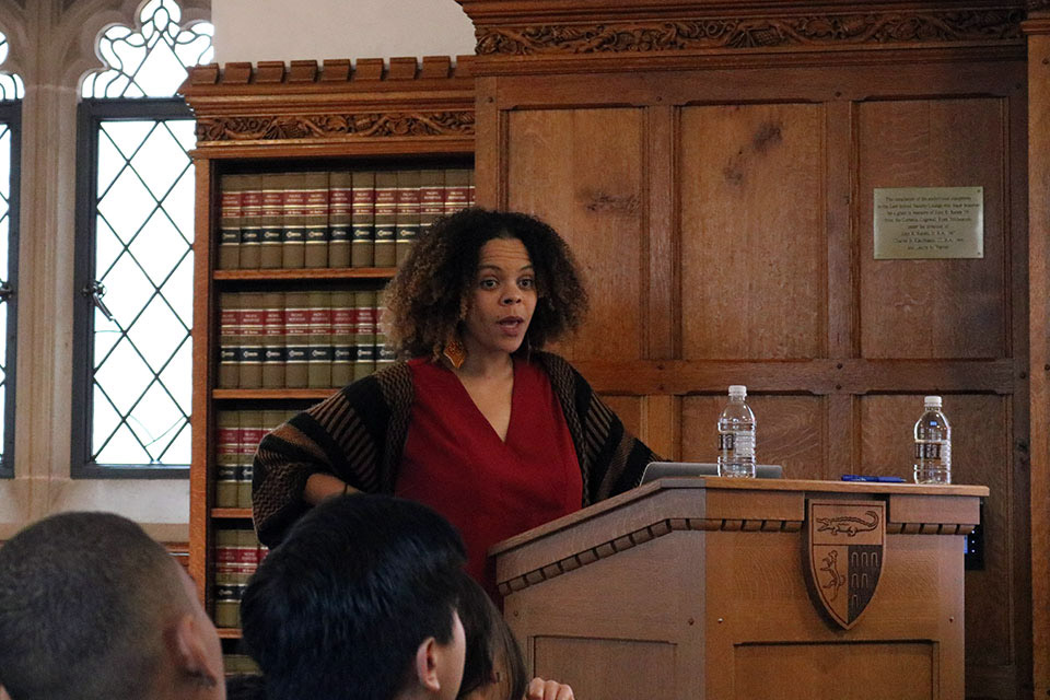 Marbre Stahly-Butts '13 on Movement Lawyering for Black Lives