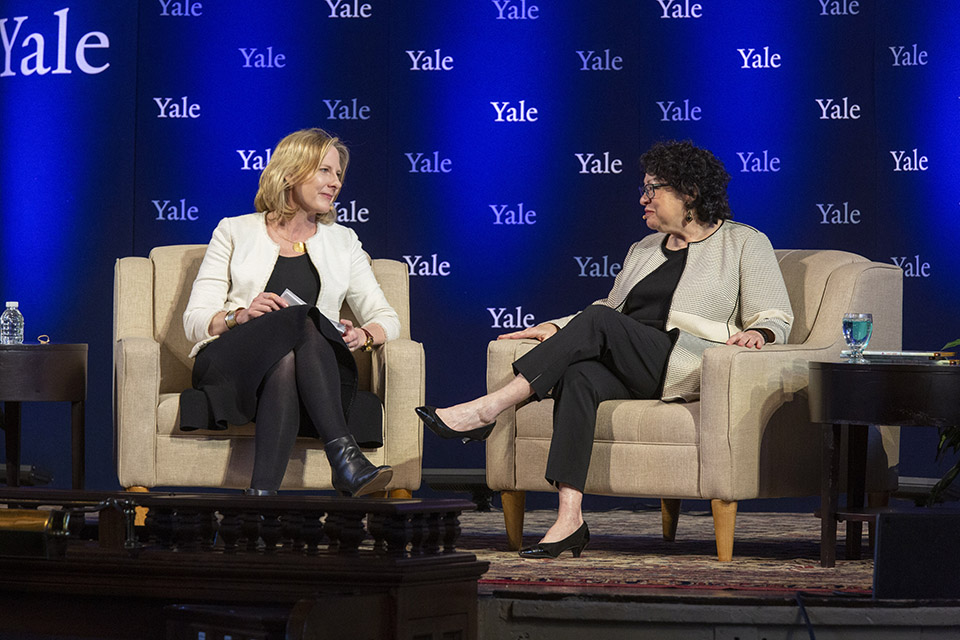 Justice Sotomayor '79 Shares Insights on Life and the Law During Alumni Weekend